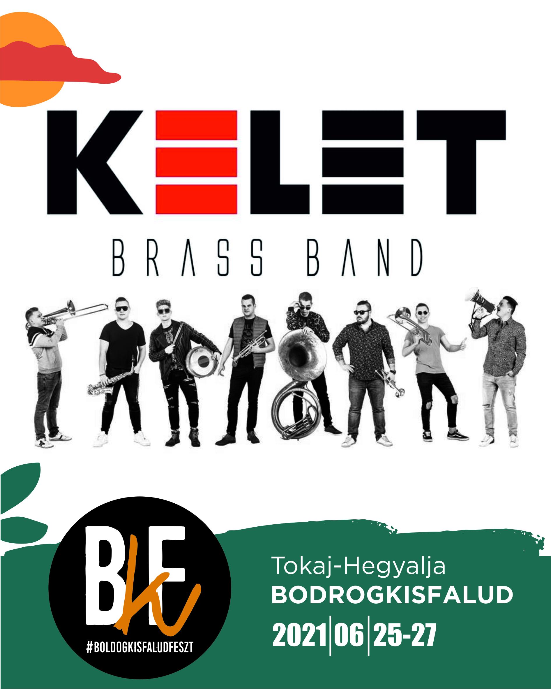 Kelet Brass Band
