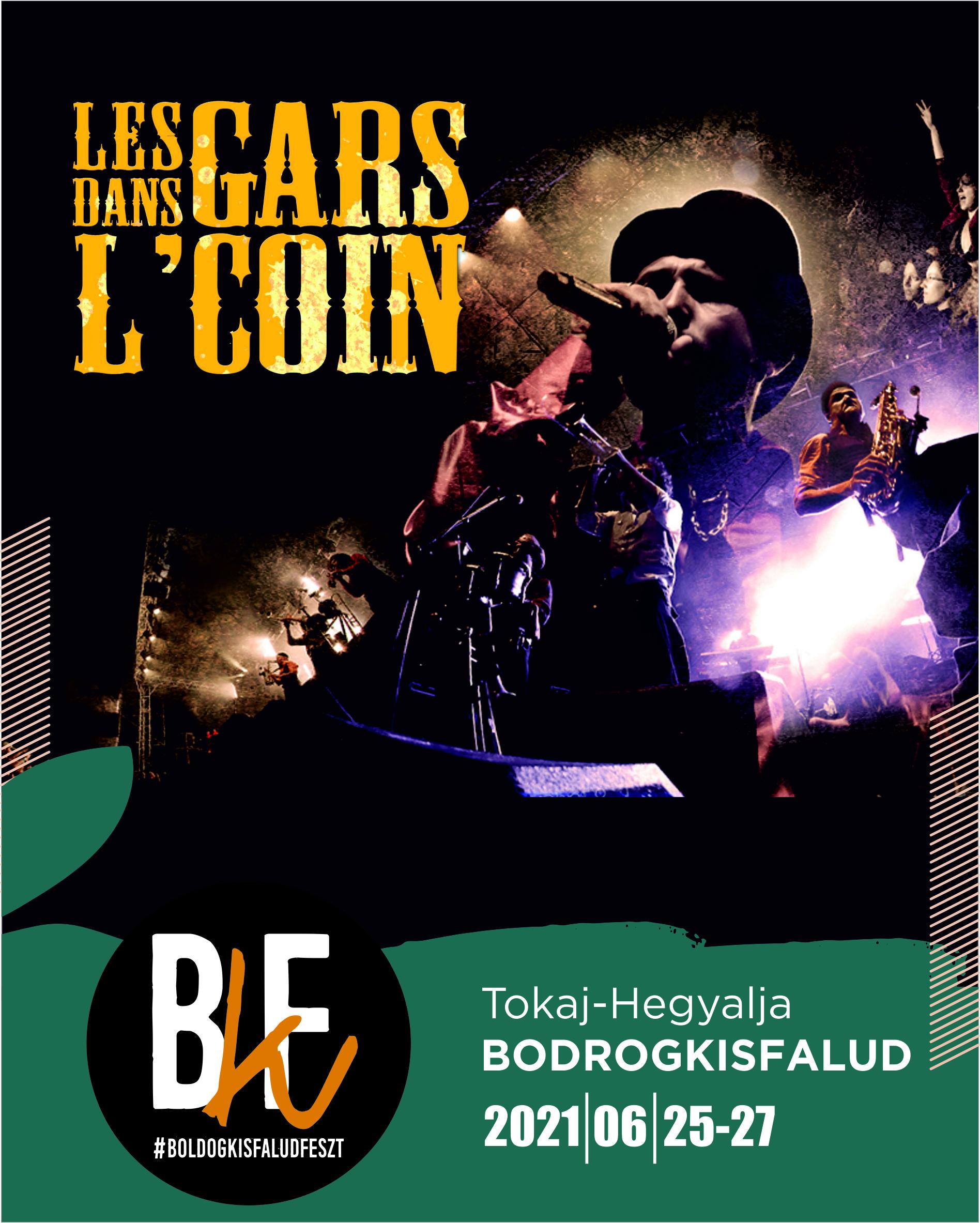 Les Gars Dans L'Coin (FR) (1)