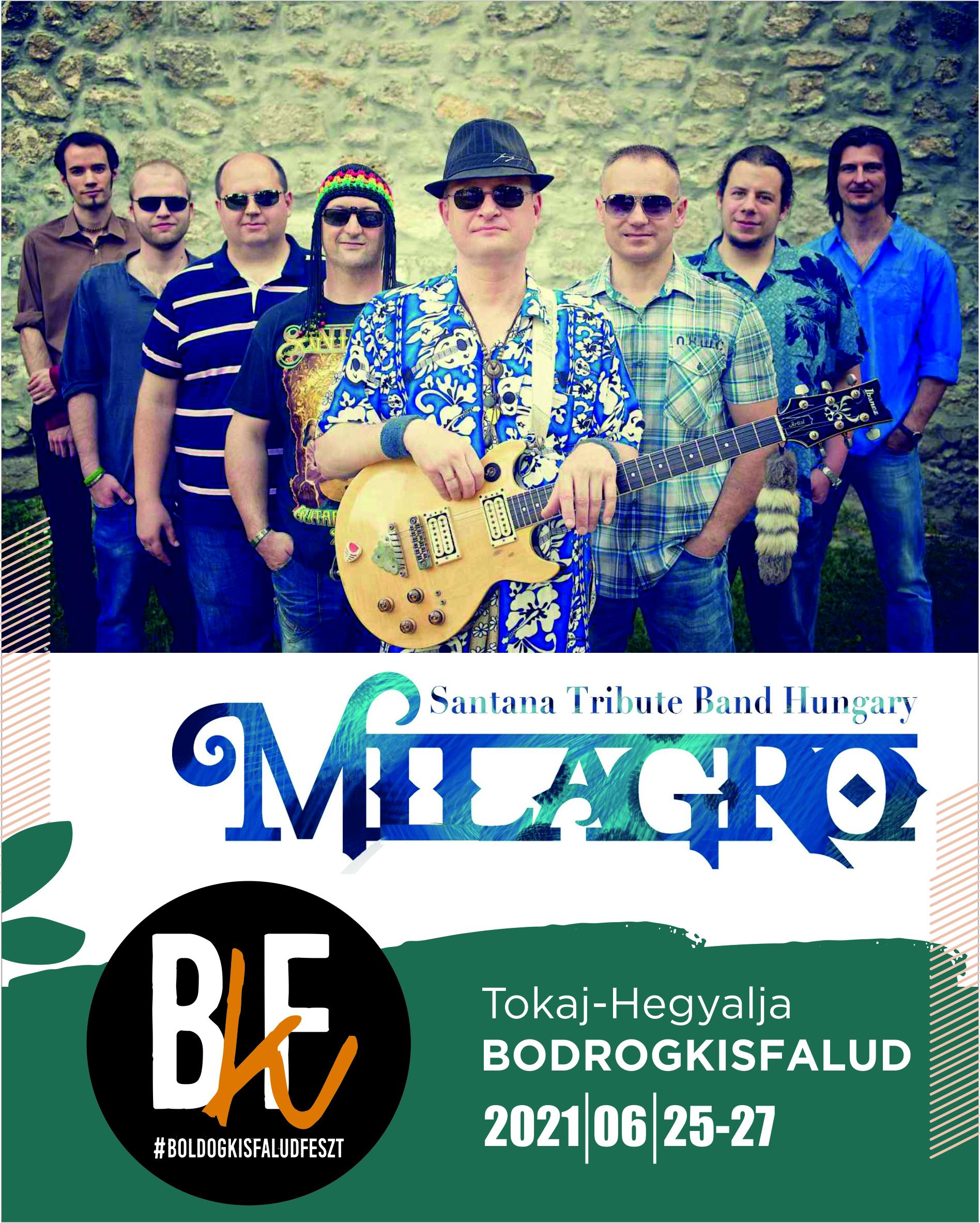 Milagro Santana Tribute Band